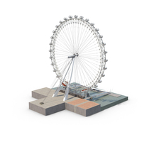 London Eye PNG & PSD Images