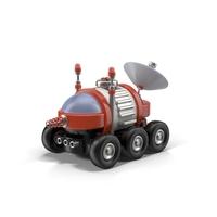 Cartoon Space Car PNG & PSD Images