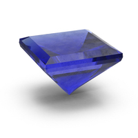 Square Sapphire PNG & PSD Images