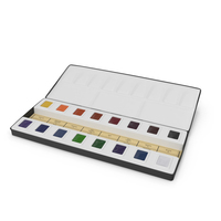 New Watercolors PNG & PSD Images