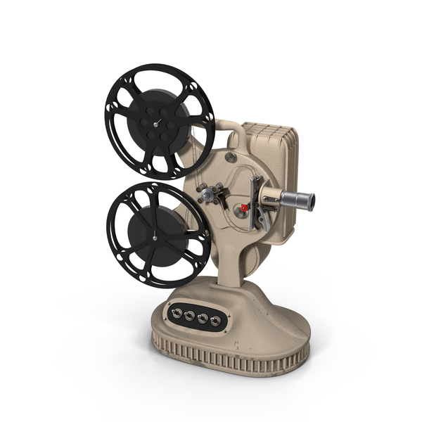 Film Projector PNG & PSD Images