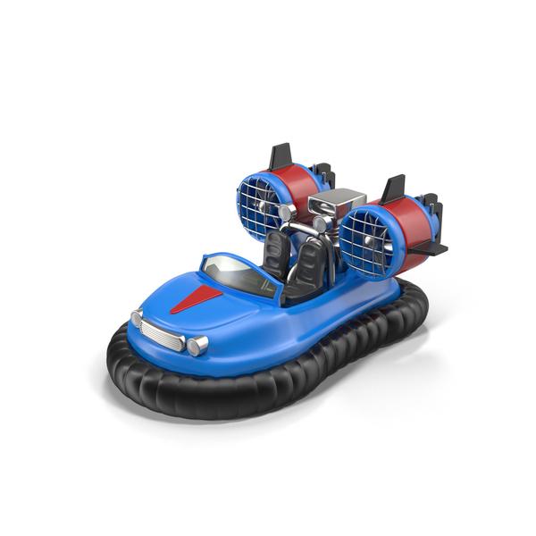 Cartoon Hovercraft PNG & PSD Images
