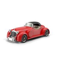 Cartoon Vintage Car PNG & PSD Images