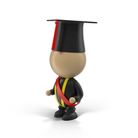 Student Character PNG & PSD Images