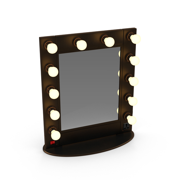 Makeup Mirror Object