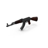 AK-47 Assault Rifle PNG & PSD Images