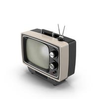 Vintage Television PNG & PSD Images