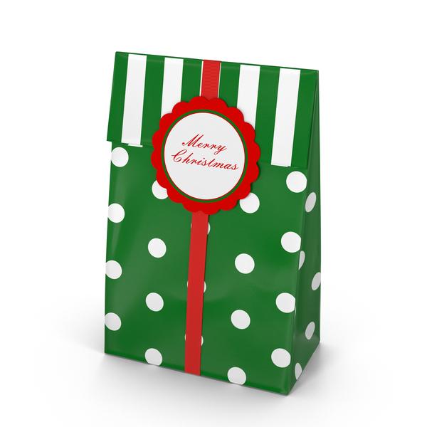 Christmas Bag PNG & PSD Images