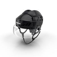 Reebok 7K Hockey Helmet PNG & PSD Images