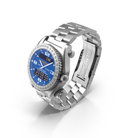 Breitling Emergency Watch PNG & PSD Images