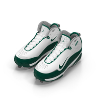 Nike Baseball Cleats PNG & PSD Images
