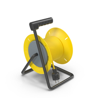 Extension Cord Reel PNG & PSD Images