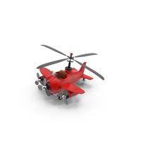 Cartoon Aircraft PNG & PSD Images