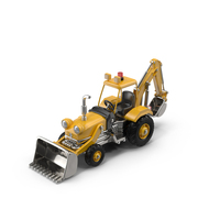 Excavator PNG & PSD Images