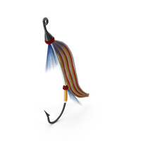 Fly Fishing Lure PNG & PSD Images