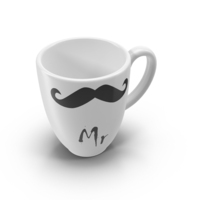 Mr Coffee Cup PNG & PSD Images