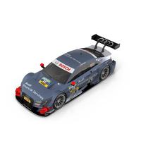 Audi RS5 DTM Muller PNG & PSD Images