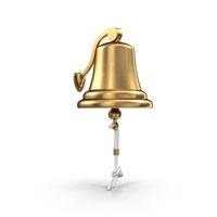 Sea Brass Bell PNG & PSD Images