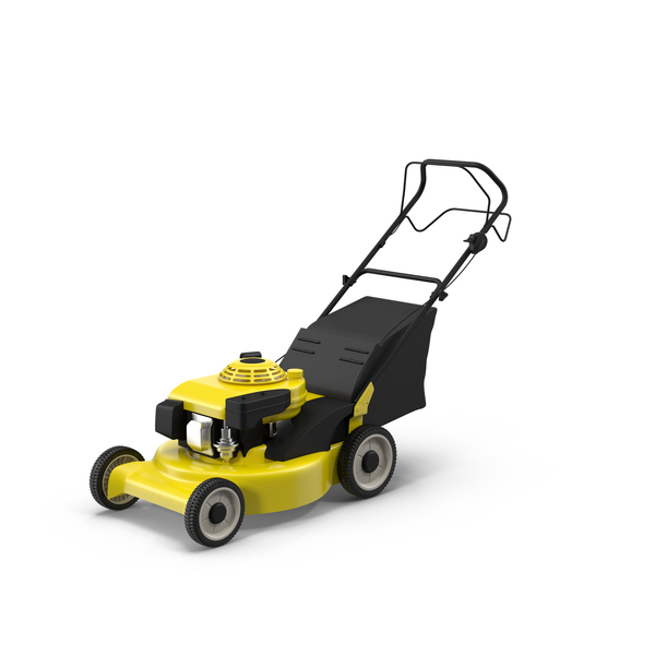 Lawn Mower PNG & PSD Images