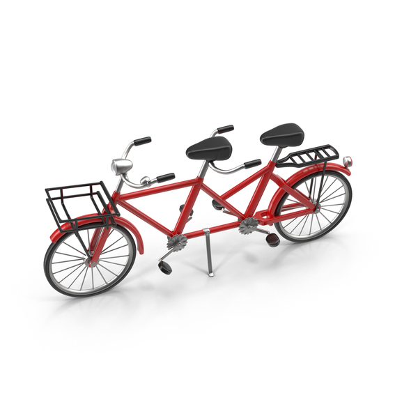 Tandem Bicycle PNG & PSD Images