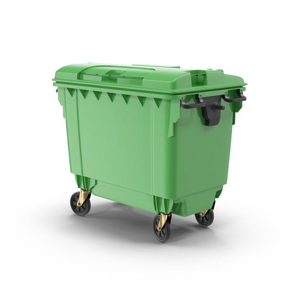 Garbage Bin PNG & PSD Images