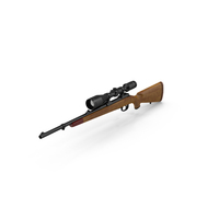 Hunting Rifle PNG & PSD Images