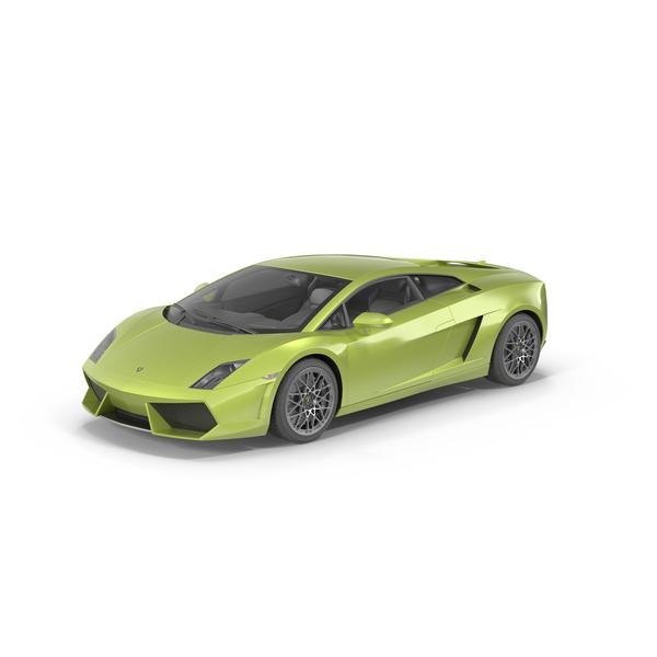 Lamborghini Gallardo Object