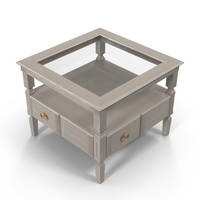 Cavio Fiesole FS1123 End Table PNG & PSD Images