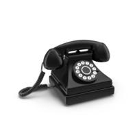 Rotary Telephone Object