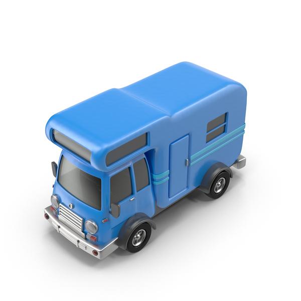 Cartoon Recreational Vehicle PNG & PSD Images