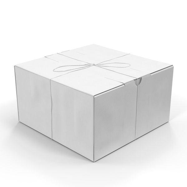 White Package PNG & PSD Images