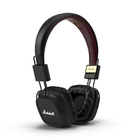 Black Marshall Headphones PNG & PSD Images