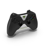 Nvidia Shield Controller PNG & PSD Images