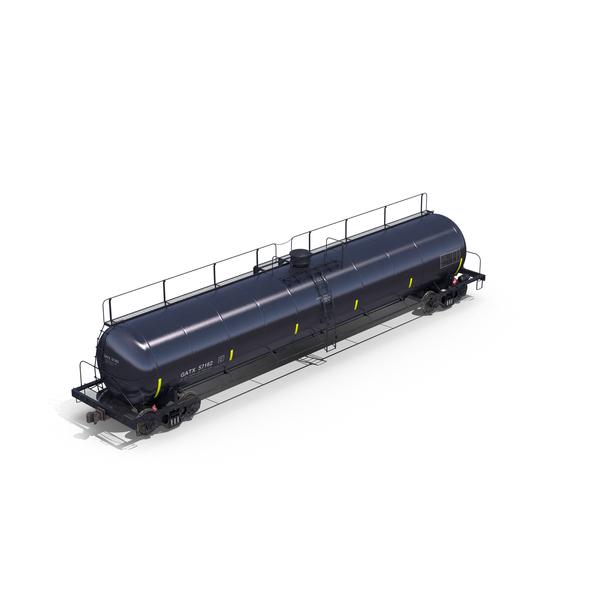 Tanker Car Object