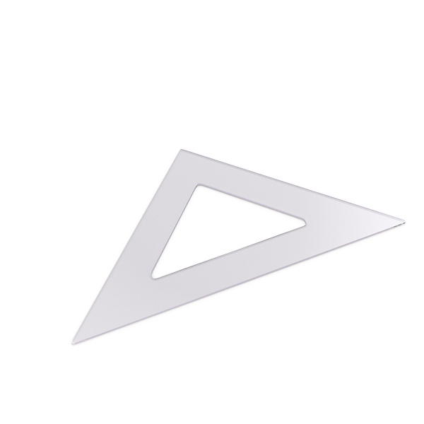 Set Square Tool PNG & PSD Images
