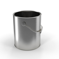 Empty Paint Can PNG & PSD Images