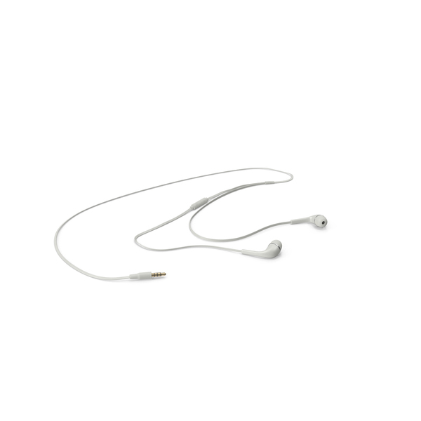 Earbud Headphones PNG & PSD Images