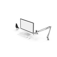 Mac Office Set PNG & PSD Images