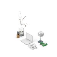 Desk Set PNG & PSD Images
