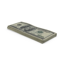 $100 bill stack PNG & PSD Images