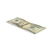 20 Dollar Bill PNG & PSD Images