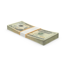20 Dollar Bill Pack PNG & PSD Images