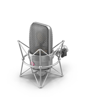 Neumann TLM 49 Condenser Studio Microphone PNG & PSD Images