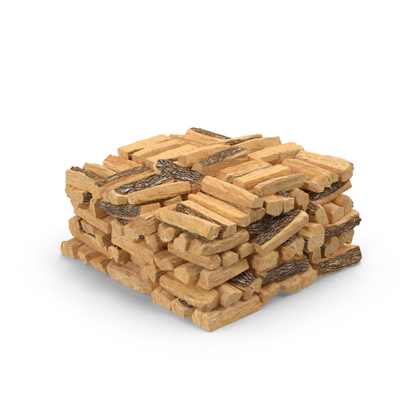 Large Stack of Firewood PNG & PSD Images