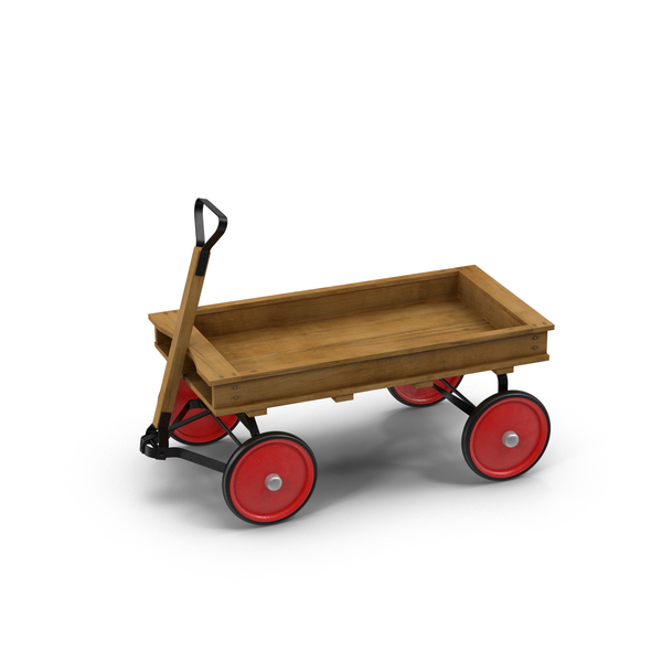Childs Wagon PNG & PSD Images