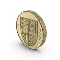 British Pound Coin Object