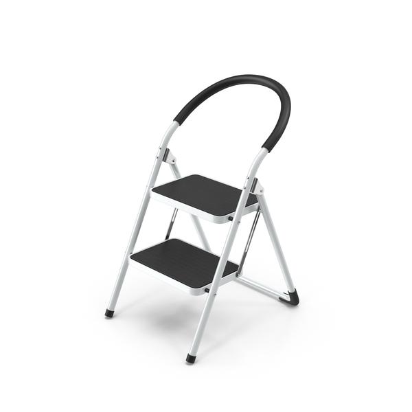 Step Ladder 01 PNG & PSD Images