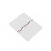 Open Graph Paper Notebook PNG & PSD Images