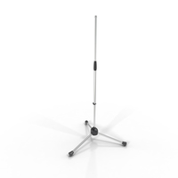 Microphone Stand PNG & PSD Images