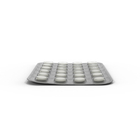 Round Pill Blister Pack PNG & PSD Images